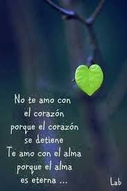 Te Amo Quotes Inspiration Te Amo Con El Alma AMOR Pinterest Te Amo Spanish Quotes And