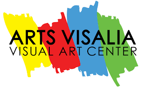 arts visalia color splash logo