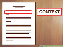 easy ways to write an expository essay wikihow image titled write an expository essay step 11