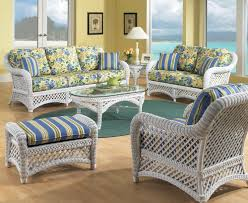 white wicker furniture. Fine Wicker And White Wicker Furniture A