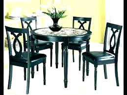 small round dining table set kitchen with bench black tables room breakfast nook