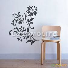 diy wall decor paper. Art On Walls Home Decorating Diy Wall Paper Sticker Decal Decor Flower Pattern Hod005s420 Designs