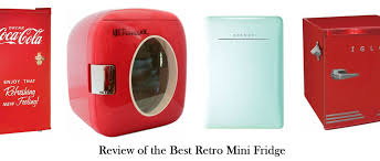 review of the best retro mini fridge 2017