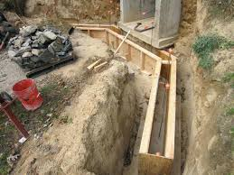 how to pour a concrete retaining wall poured concrete retaining wall specifications poured in place concrete