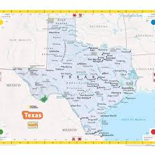 giant traveling map of texas  texas alliance for geographic