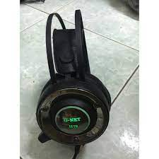 Tai nghe G-Net H7S có Rung đèn led đẹp âm thanh hay đang sử dụng tốt