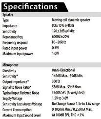 motorola xts2500 radio accessories specifications · compare speaker mics