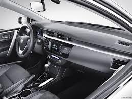 2014 Toyota Corolla (Euro-Version) - Interior | HD Wallpaper #62