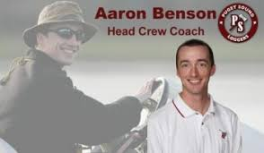 Aaron Benson is Loggers' New Head Coach for Crew · Campus News · University  of Puget Sound