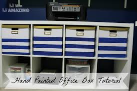 ikea office storage boxes. office storage box tutorial officeboxcover ikea boxes g