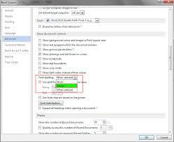 Microsoft Word Update All Fields Update Fields Word