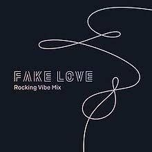 Fake - Love Wikipedia bts Song