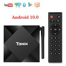 Tanix TX6S TV Box Android 10 Allwinner H616 Smart TV Box 4GB RAM 32GB 64GB  4K Media Player Android TV Set Top Box For Youtube - Special Offer #C2C3D