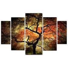 com trademark fine art anese multi panel art set by philippe sainte laudy paintings