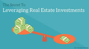 Image result for real estate leverage