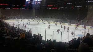Prudential Center Section 11 Home Of New Jersey Devils