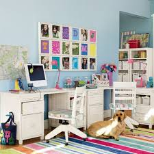 Contemporaryoffice  Office Workspace Cute Home Design In Colorful Nuance  Glubdubs  S