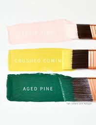 Pink Yellow And Green Colorway Color Pinterest Color