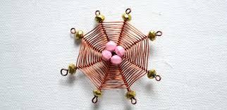 wire wrapped idea make birds nest