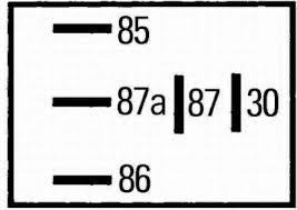 hella hl87416 relay micro 12v 10 20a spdt resistor rally lights hella hl87416 relay micro 12v 10 20a spdt resistor