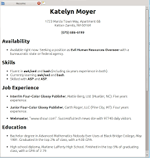 How To Do A Resume For A Job Adorable How To Write Resume For Un Jobs