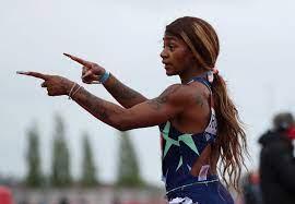 Athletics-U.S. sprinter Richardson ...