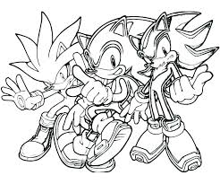 Hedgehog Coloring Page Sonic Coloring Page Sonic The Hedgehog