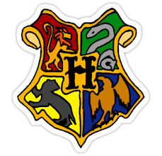 Harry Potter Hogwarts crest--Simple design to use for template for ...