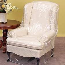 clear furniture. wonderful clear clear vinyl furniture protector  chair  recliner cover 36u0026quotw x  40u0026quotd 42u0026quot intended