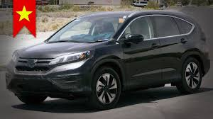 2015 Honda Cr-v iv – pictures, information and specs - Auto ...