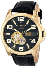 best gold watches for men tommy hilfiger men s 1790908 casual gold watches for men tommy hilfiger