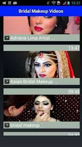 bridal makeup videos 2017 free of android version m 1mobile