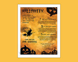 Word Halloween Templates Halloween Templates For Word Dltemplates