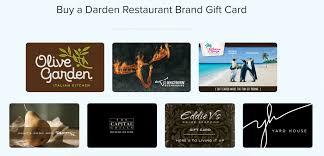 darden gift cards
