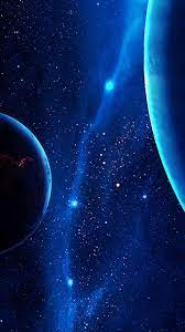 Satellites flying all over the universe ...