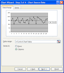 How To Construct A Control Chart In Excel Control Chart In Excel Create Six Sigma Quality Control