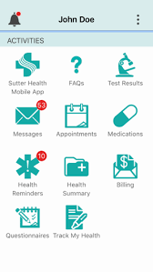 Sutter Health My Health Online On The App Store