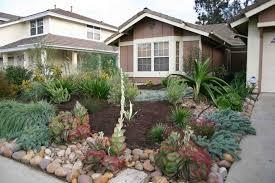 Drought Tolerant Front Yard Landscape Design California Drought Resistant Landscaping Ideas Drought