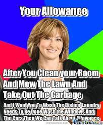 Sheltered Suburban Mom #51 by flavius - Meme Center via Relatably.com