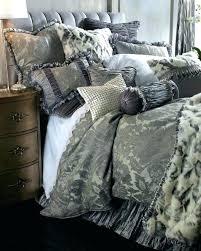 glitter crushed velvet duvet cover set silver grey bedding sheets quilt bed linen double medium size