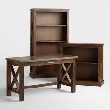 office desks wood. Desk Home Office Furniture Desks Chairs World Market Wood B