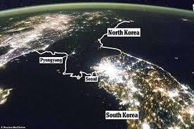 Image result for Severna i Južna Koreja podela zemlje