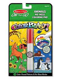 """<b>Раскраска</b> для детей, <b>Прояви</b> цвета """"Животные"""" <b>Melissa</b> & <b>Doug</b> ..."""