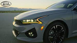 New Kia K5 Gt Line Awd 2021 Youtube Kia Awd Sedan