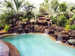inground pools with rock waterfalls. Pool Rocks Waterfall Nice Rock Swimming Pools On Waterfalls Platinum . Inground With