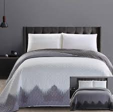 Vclife Bettüberwurf Tagesdecke 100 Baumwolle Schlafzimmer Bettdecke
