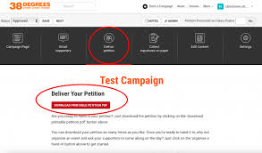 How To Write Petition Guide Awesome Campaigns By You FAQs 48 Degrees