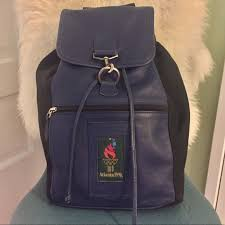 Coach    Rare 1996 Olympics Commemorative Backpack