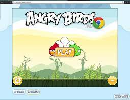 Ryo Central: Work? Forget About It... Angry Birds For Chrome!