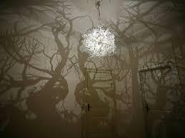 Tree Shadow Light Shade